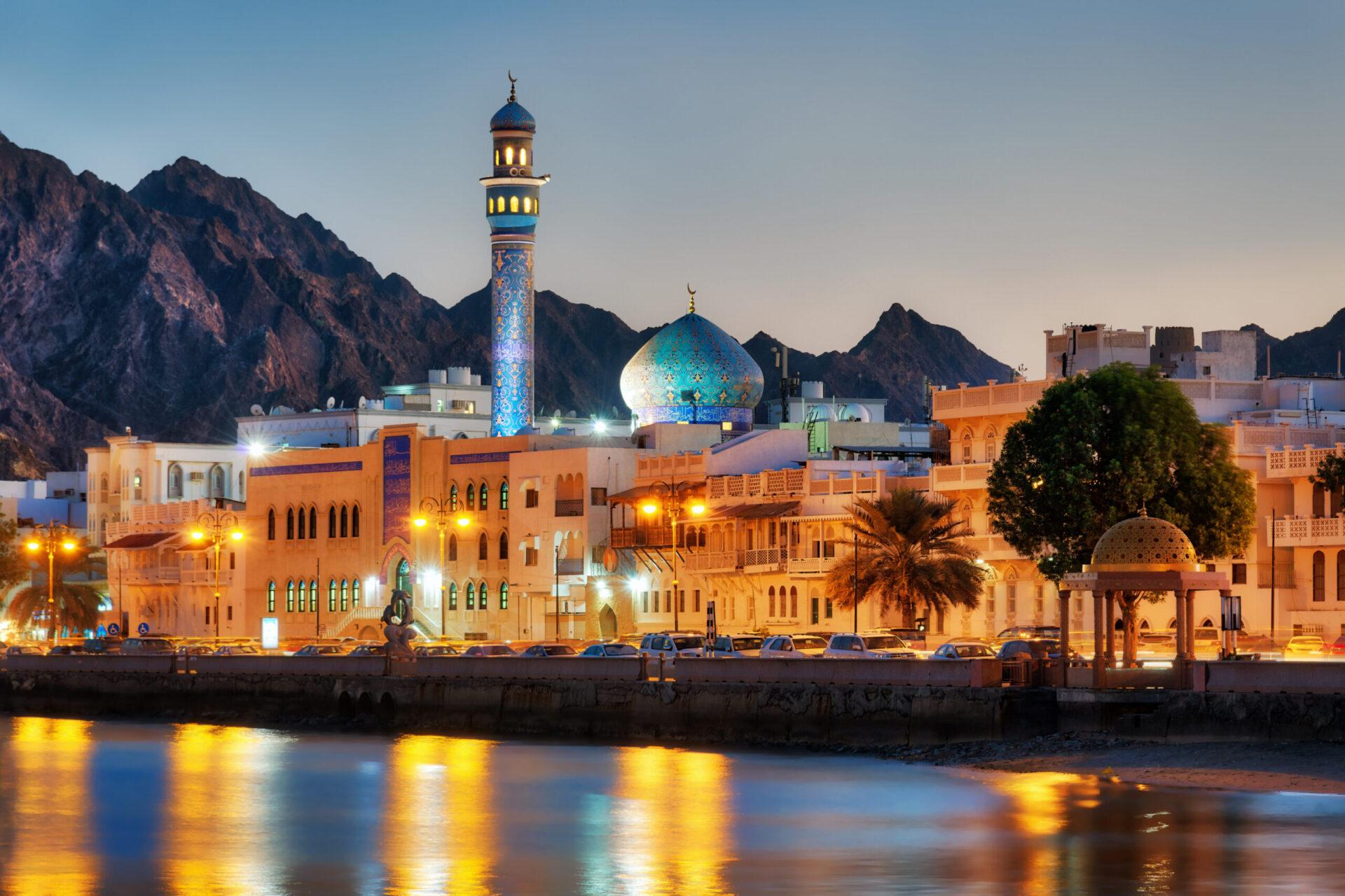 Car shipping from Oman