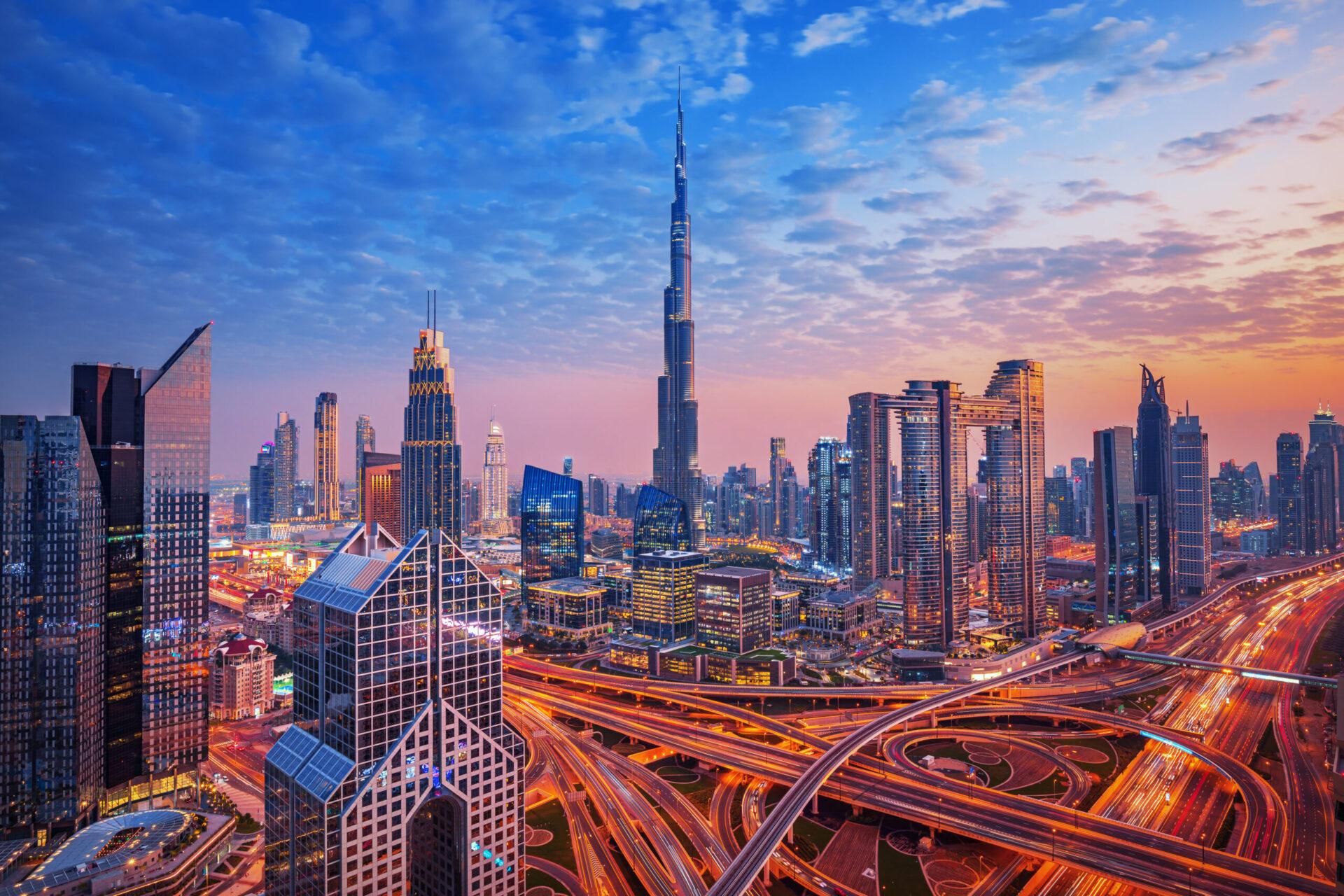 Car shipping from UAE region